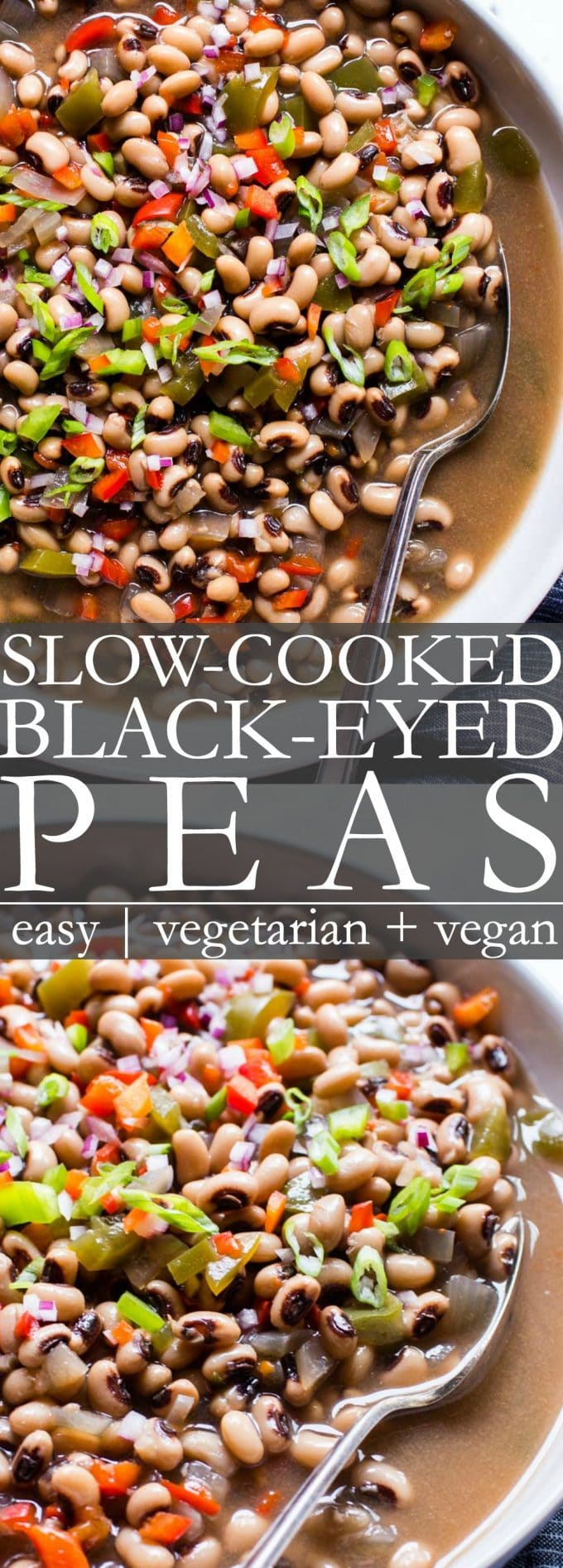 Vegetarian Black Eyed Peas Recipes