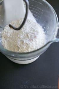 Vanilla Bean and Buttermilk Baked Doughnuts | www.VanillaAndBean.com
