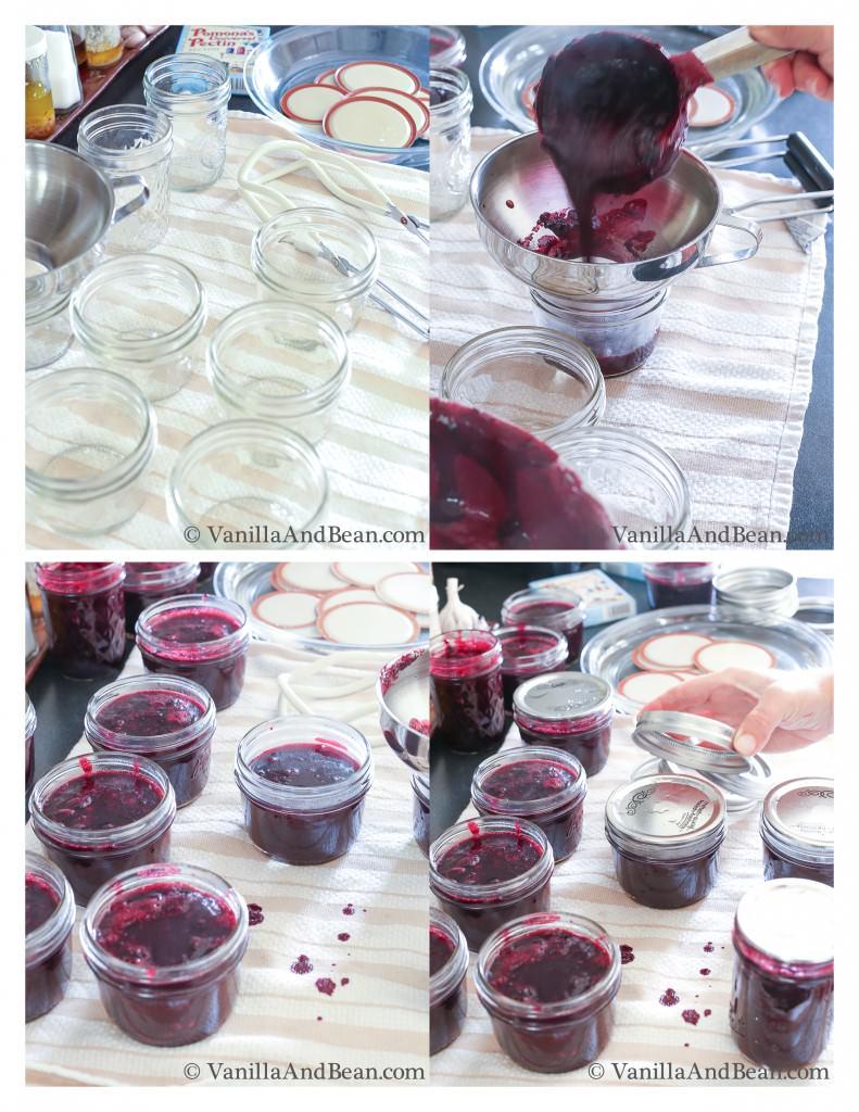Blueberry Jam   Vanilla And Bean