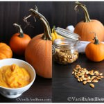 How to Make Pumpkin Puree + How to Roast Pumpkin Seeds