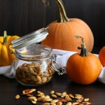 How to Roast Pumpkin Seeds + Make Pumpkin Puree | Vanilla And Bean
