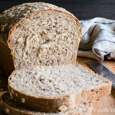 Multigrain Bread | Vanilla And Bean