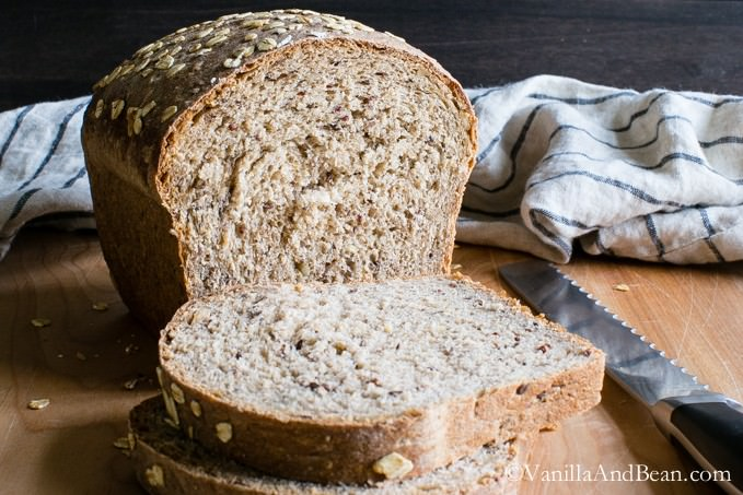 Multigrain Bread | Vanilla And Bean