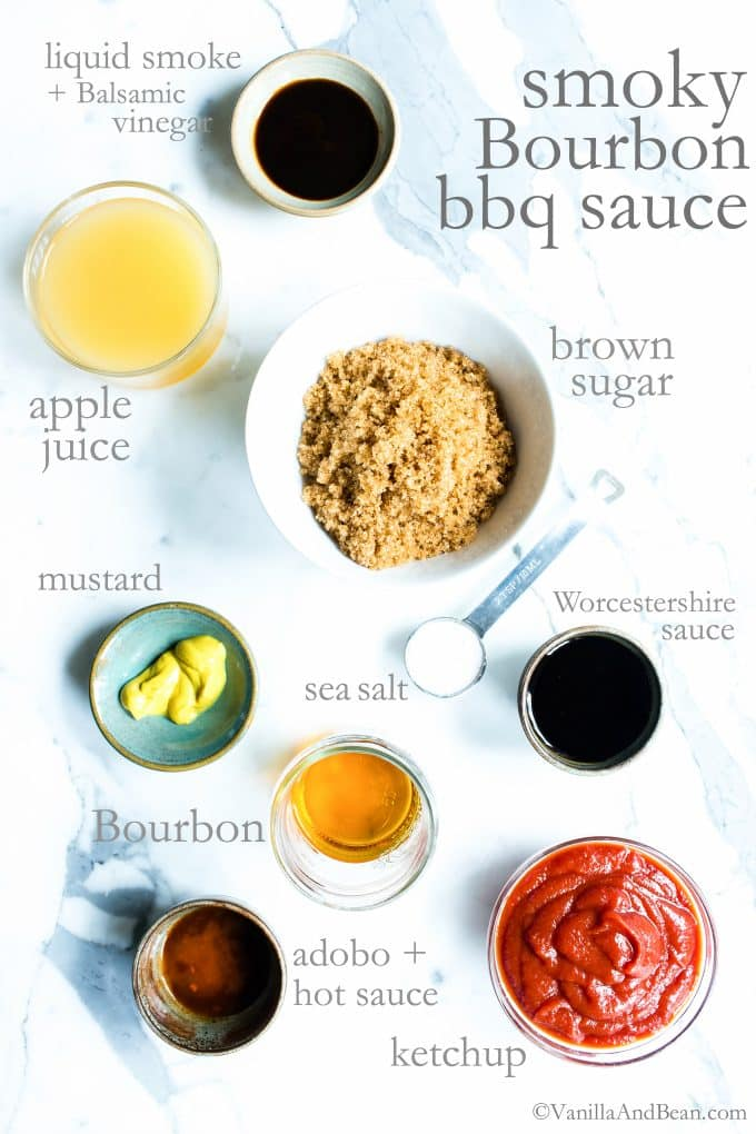 Homemade BBQ Sauce Pin