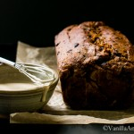 Pumpkin Chocolate Pecan Bread