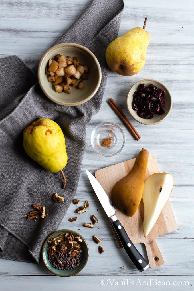 Super quick Pumpkin Porridge | Vegan + Gluten Free | Vanilla And Bean