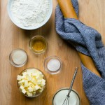 All Butter Buttermilk Pie Dough and tutorial for rolling out dough and blind (par) baking a crust   Vanilla And Bean