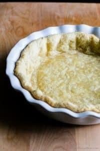 All Buttermilk Pie Dough