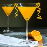 The three ingredient, fresh squeezed cocktail: Orange Drop | Vanilla And Bean