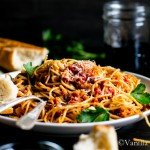 Cauliflower Bolognese