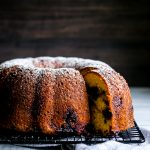 Blueberry Cinnamon Yogurt Coffee Cake