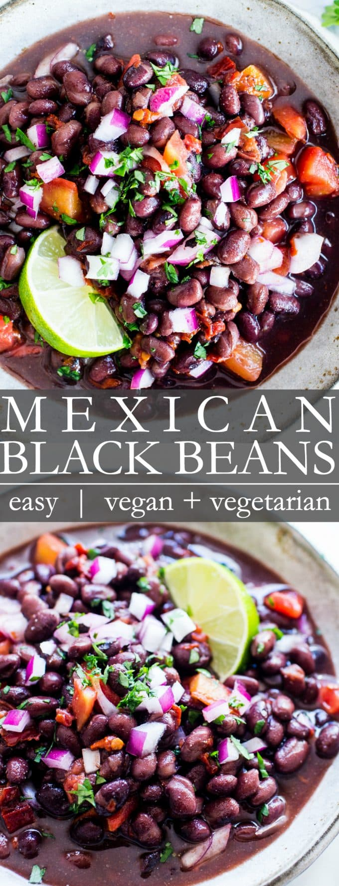 Mexican Black Beans Vanilla And Bean