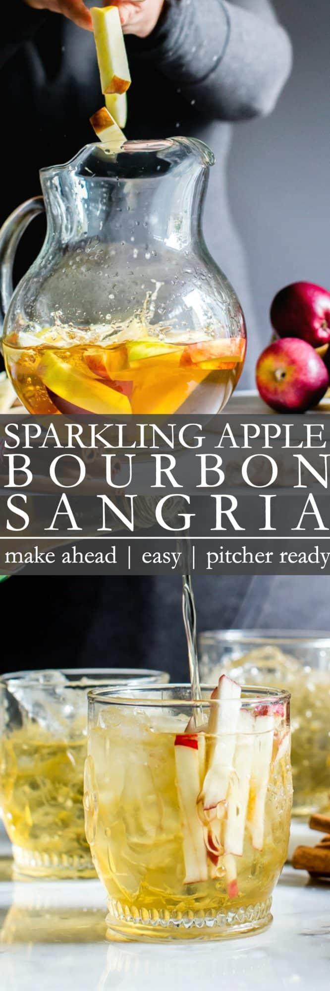 Bourbon Sangria
