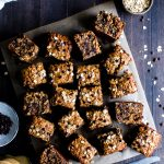 Peanut Butter Banana Chocolate Chip Breakfast Bars