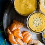 Carrot-Ginger Citrus Immune Boosting Smoothie