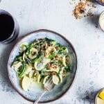 Orecchiette with Garlicky Kale and Breadcrumbs