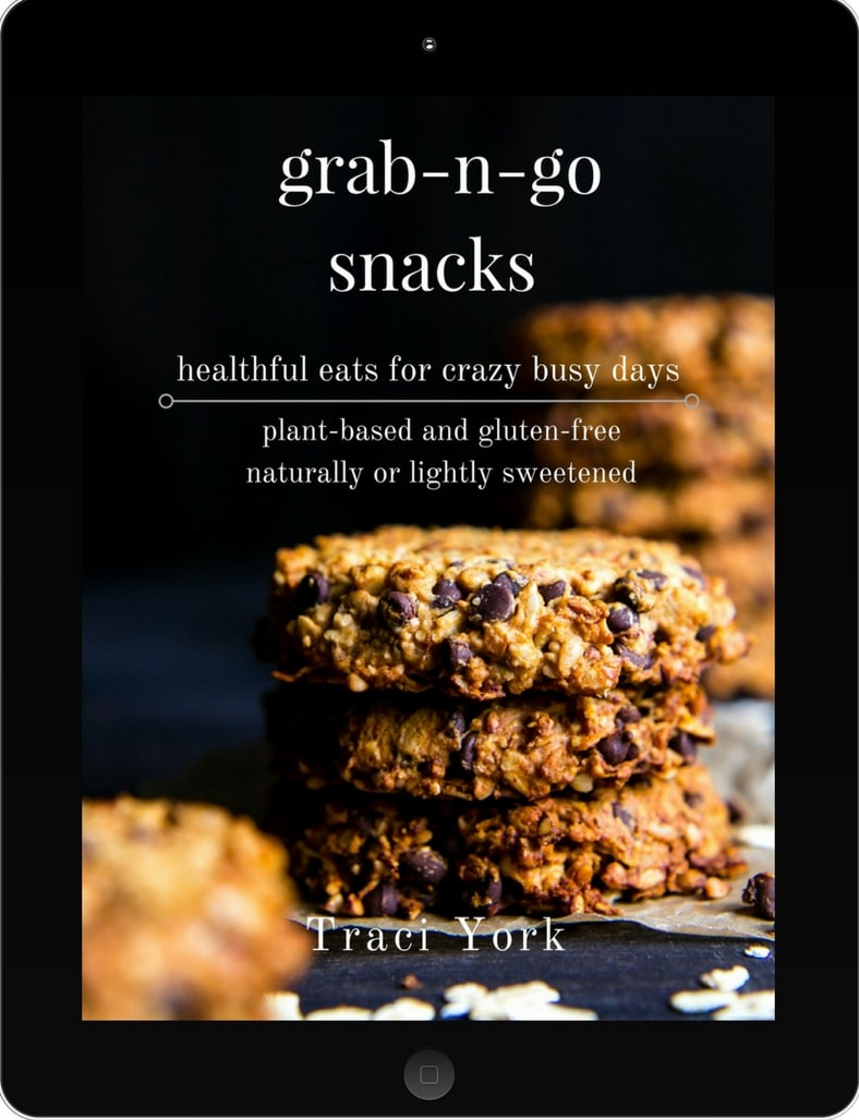 grab n go snacks; healthful eats for crazy busy days - an ebook by Vanilla And Bean