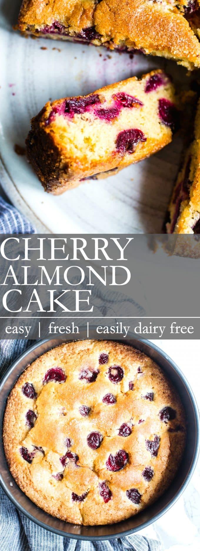 Cherry Almond Tort Pin