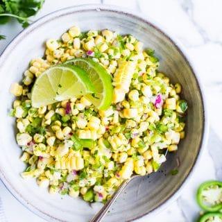 Chili Corn Salsa