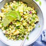 Corn Salsa Salad