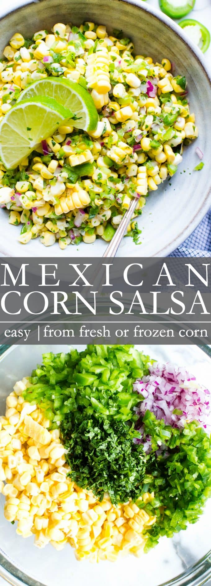 Mexican Corn Salsa Pin