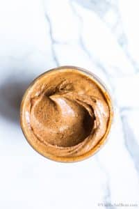 Baru Cashew Nut Butter in a Jar.