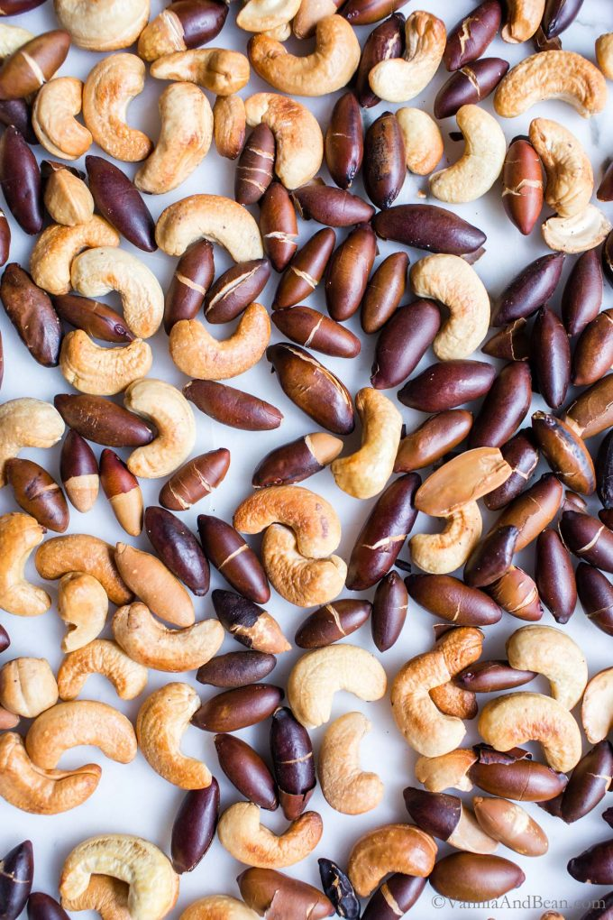 Barukas and Cashews