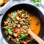 Healthy Black Eyed Pea Recipe
